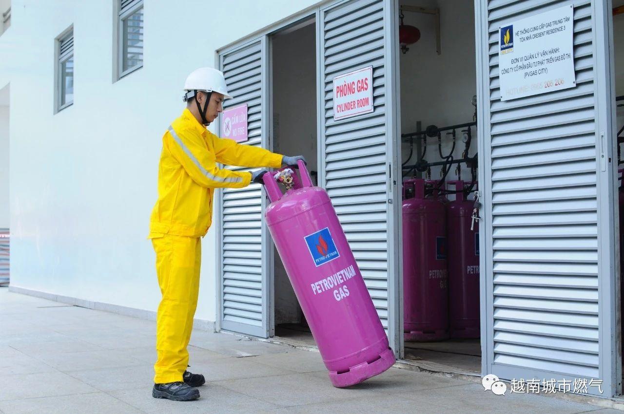 Vật tư thiết bị ngành Gas và Công nghiệp khác