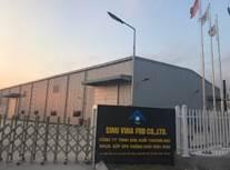 Sinu Vina Factory – Van Trung – Bac Giang